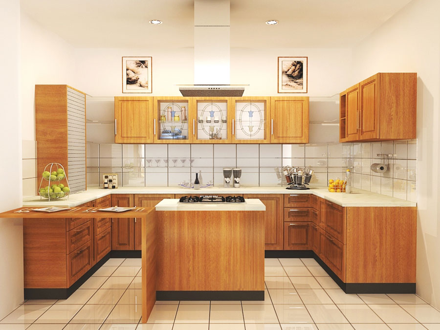 Modular kitchen designs modular kitchen and interiors for Model kitchen images